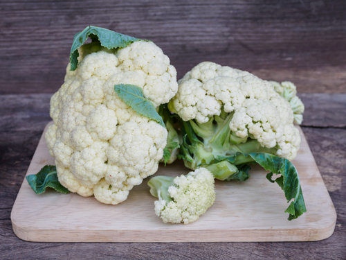 Cauliflower and Nutrition