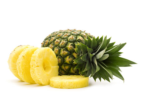Pineapple and Nutrition