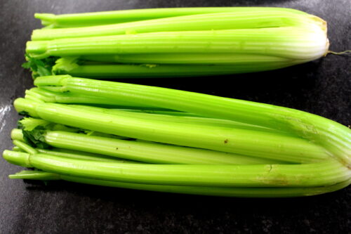Celery and Nutrition